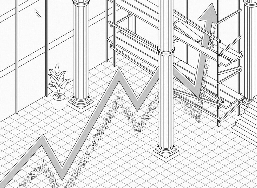 Baukosten in wirtschaftlich unsicheren Zeiten